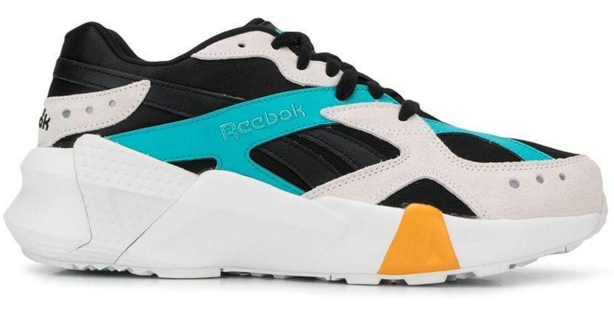 0117e4c1aba Lyst - Reebok Aztrek Double X Gigi Hadid Sneakers in Black for Men
