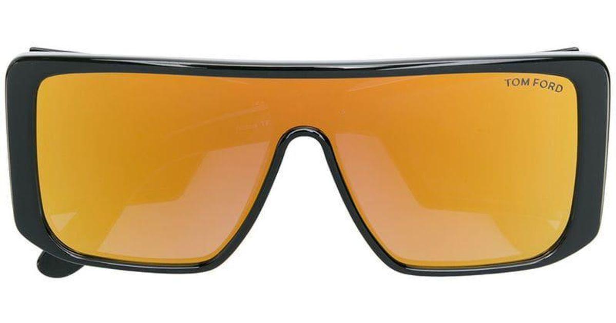456e2138d7 Tom Ford Atticus Sunglasses in Black - Lyst