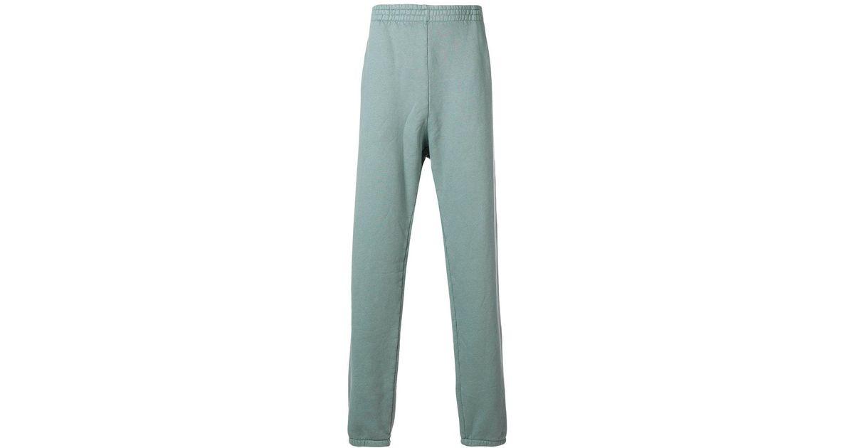 6db06f249 Yeezy Season 6 Sweatpants in Blue for Men - Lyst