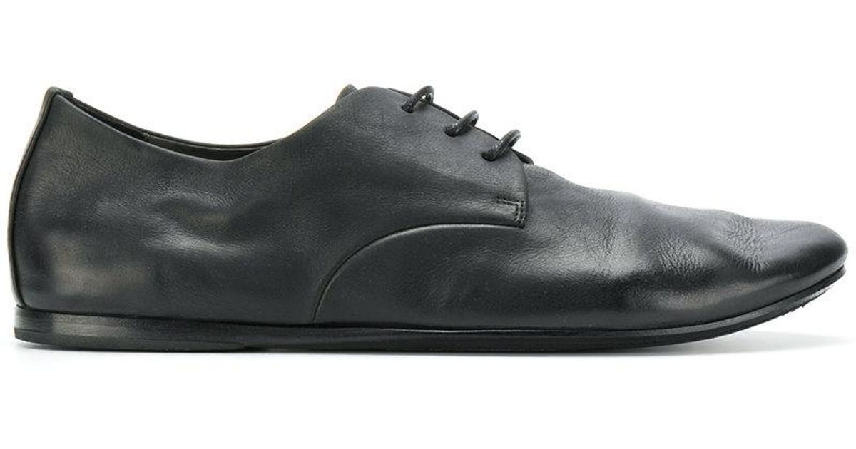 new style 22ae2 7173d marsell-Black-Ambo-2001-Derby-Shoes.jpeg