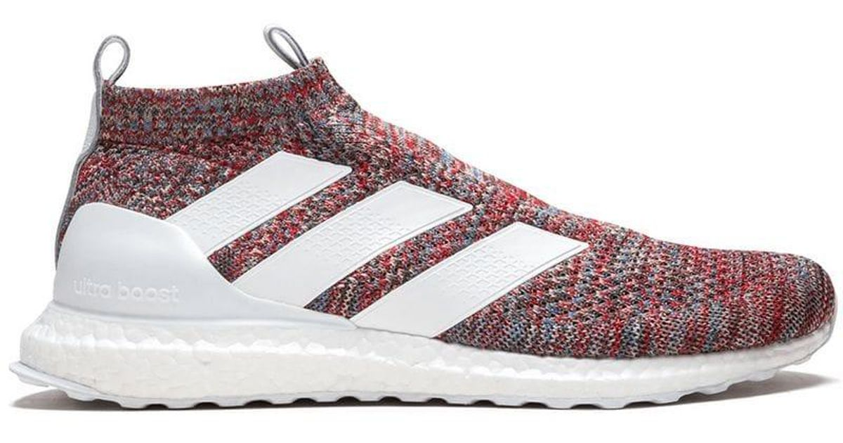 f8bda5722e8 Lyst - adidas A16+ Ultraboost Kith in Red for Men