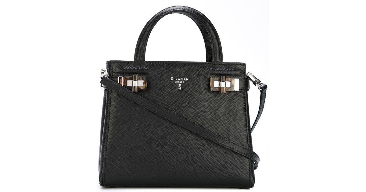 How Much small Serpian tote - Black Serapian Professional Cheap Online Quality Free Shipping Low Price Newest Online N8TyAC