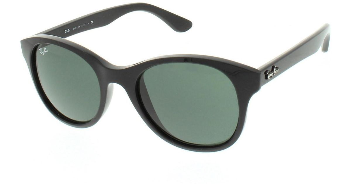 525f38a5b5 Ray-Ban Rb 0rb4203 51 601 in Black - Lyst