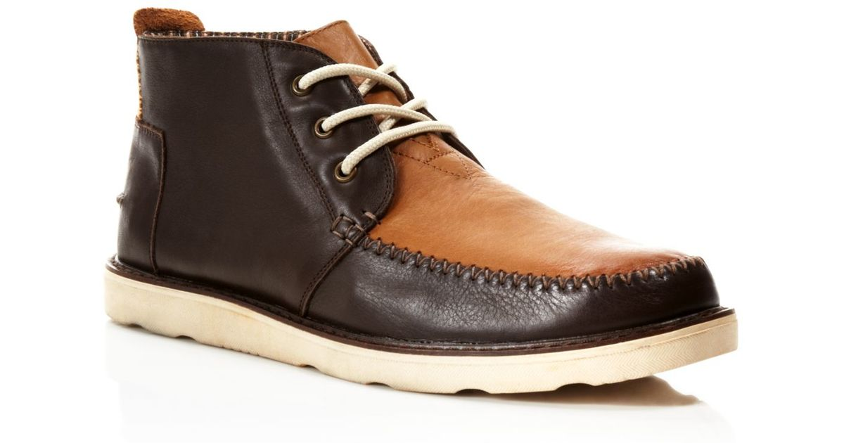 toms burnished chukka boots 100 bloomingdale s