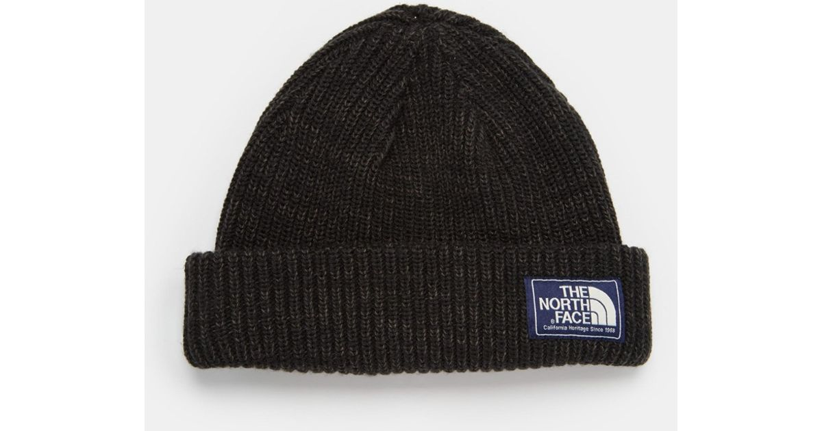 ... Lyst - The North Face Salty Dog Beanie Hat in Black for Men cheap sale  f8557 ... e6f9ec94a9c6
