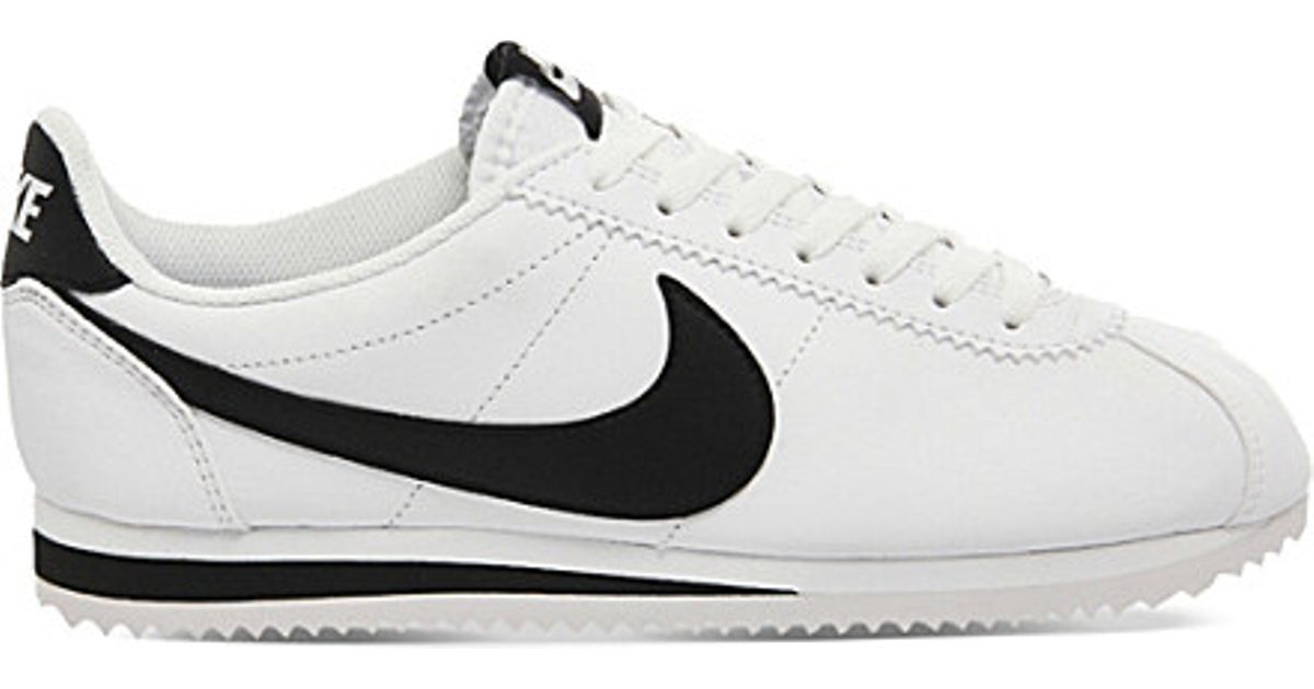 san francisco 5f884 97d63 ... promo code for lyst nike classic cortez og trainers in black for men  76fbb caa2d