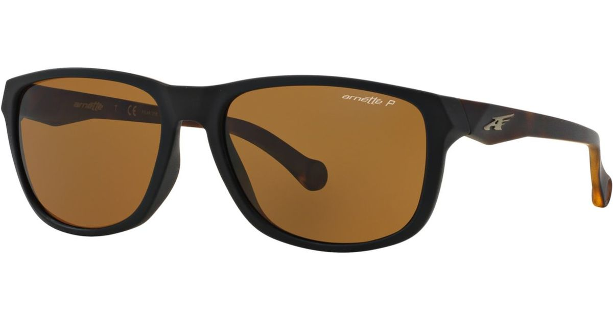 93c8c5d96e Lyst - Arnette An4214 Straight Cut in Black for Men