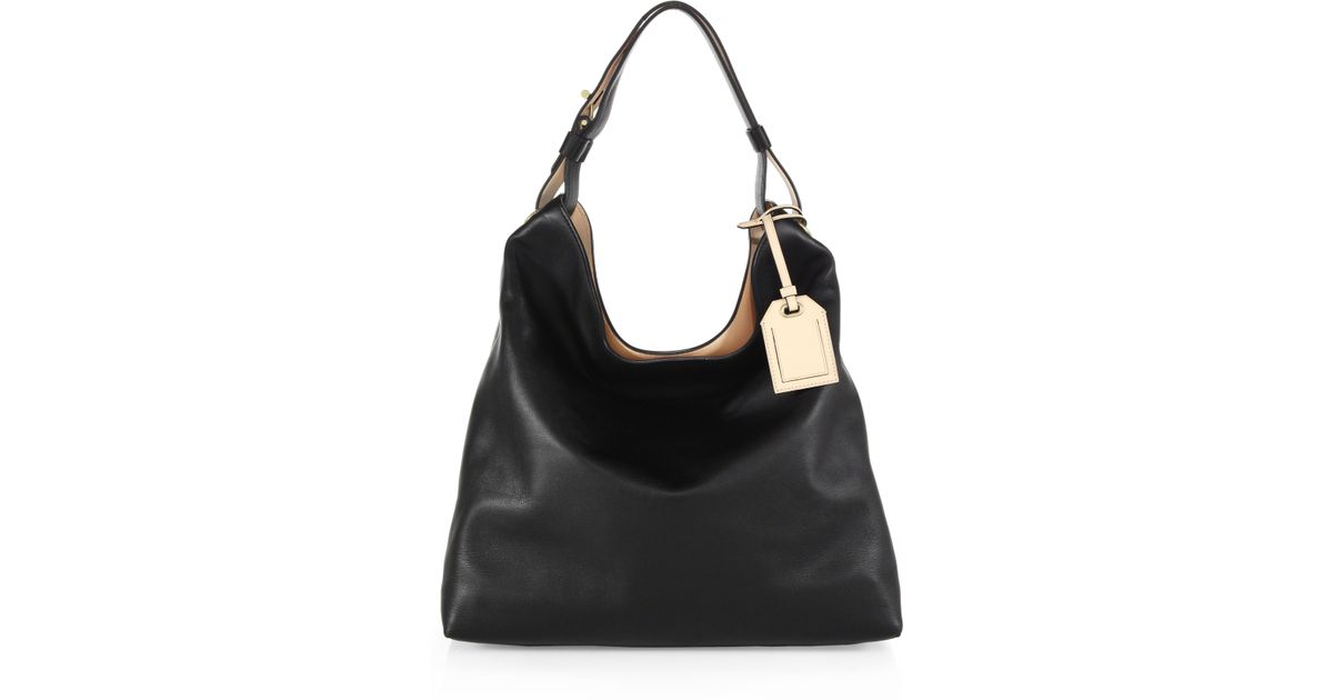 412183569552 Lyst - Reed Krakoff Rdk Hobo Bag in Black