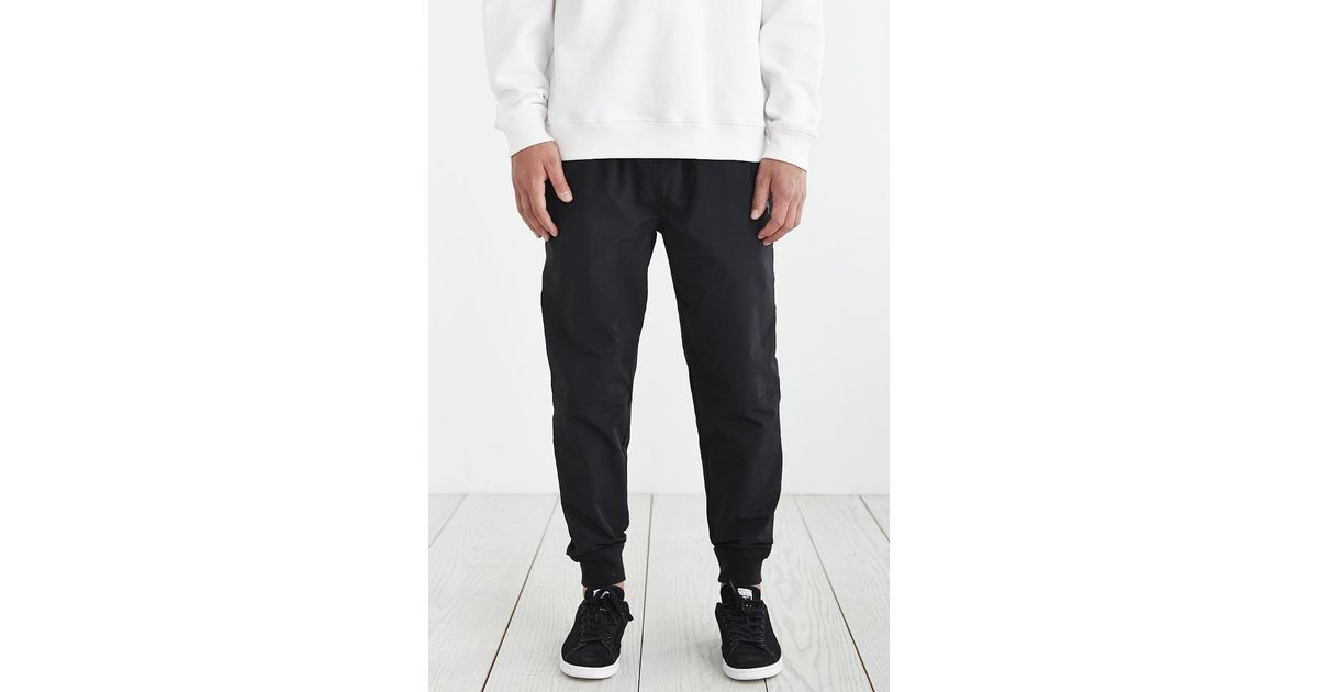 1a814c61431eff Stussy Nylon Track Pant in Black for Men - Lyst
