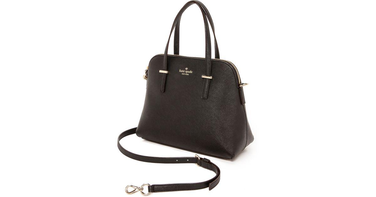 Kate Spade New York Cedar Street Maise Cross Body Bag Black