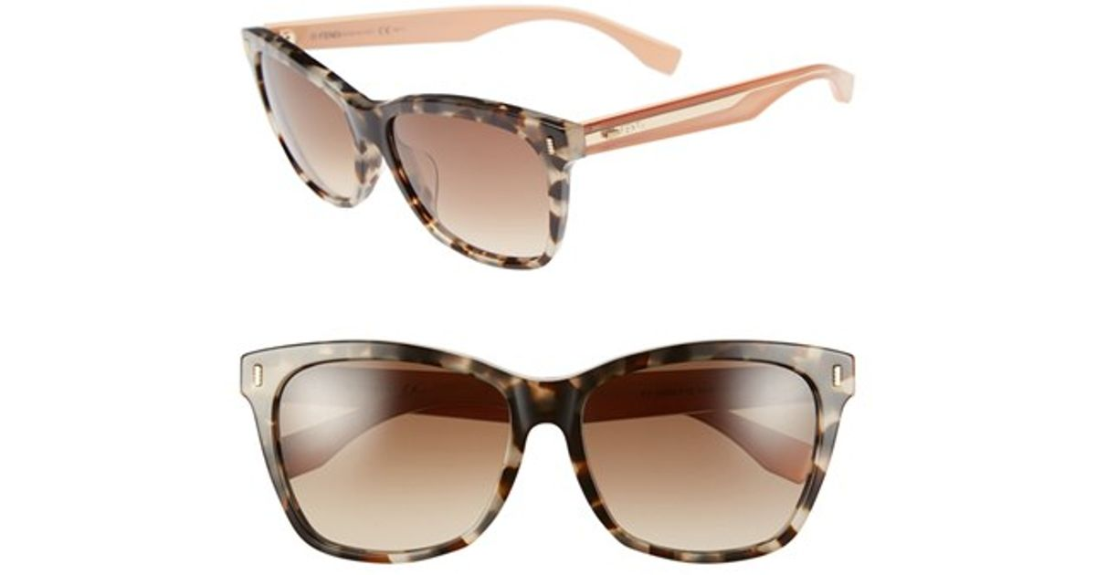 37e4c284b4 Gucci 62mm Open Temple Rimless Sunglasses