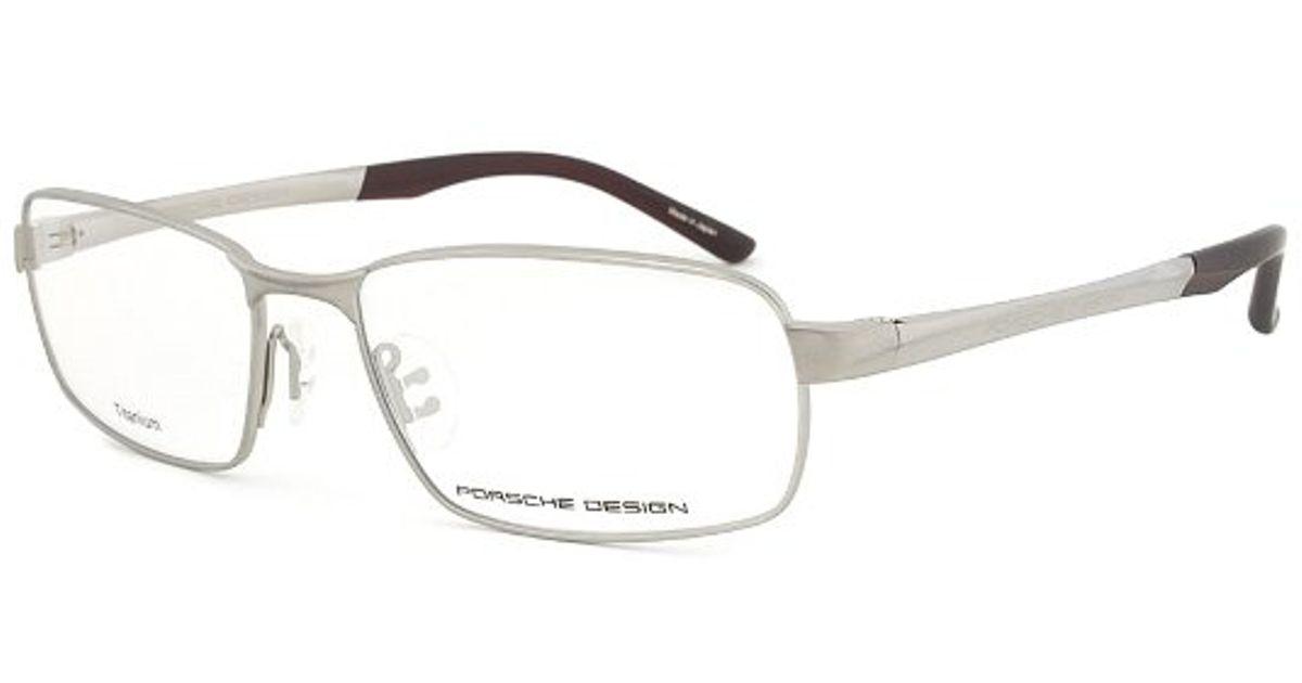 0b6ecc46e99 Porsche Design Glasses Titanium - Best Glasses Cnapracticetesting ...