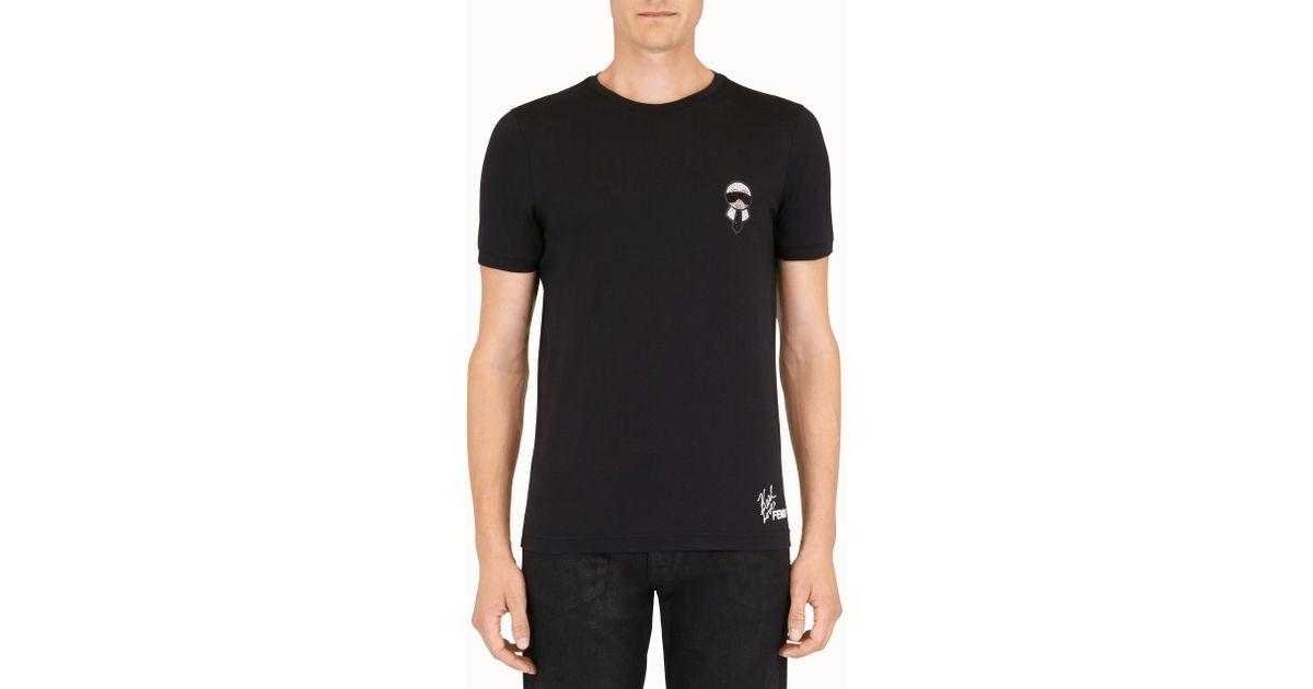 0e8927a7 Fendi Roma T Shirt Women's | The Art of Mike Mignola