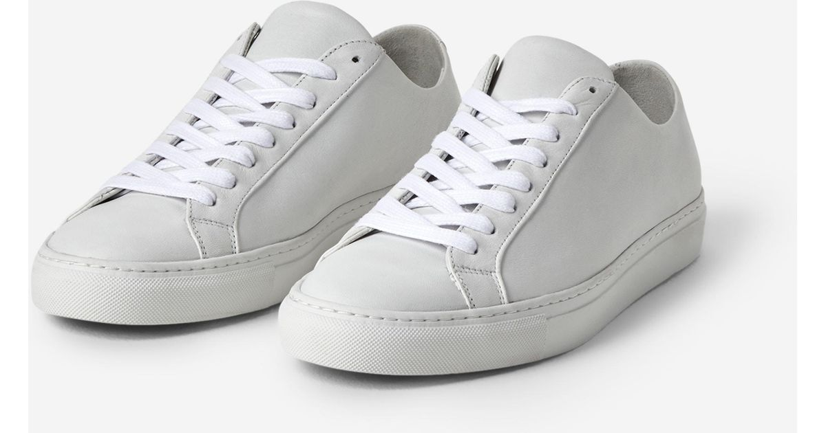 Filippa K Morgan Low Sneaker White in White for Men - Lyst 6dbb3b220