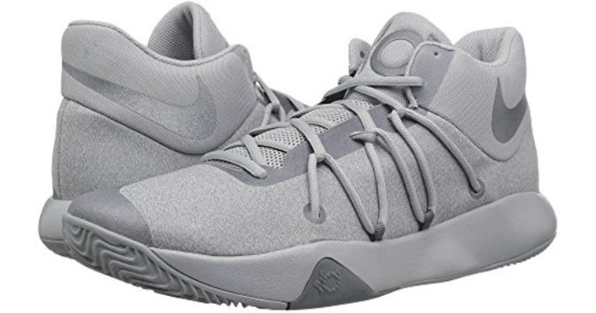 outlet store 2abb6 80ede Lyst - Nike Kd Trey 5 V, Wolf Grey cool Grey in Gray for Men