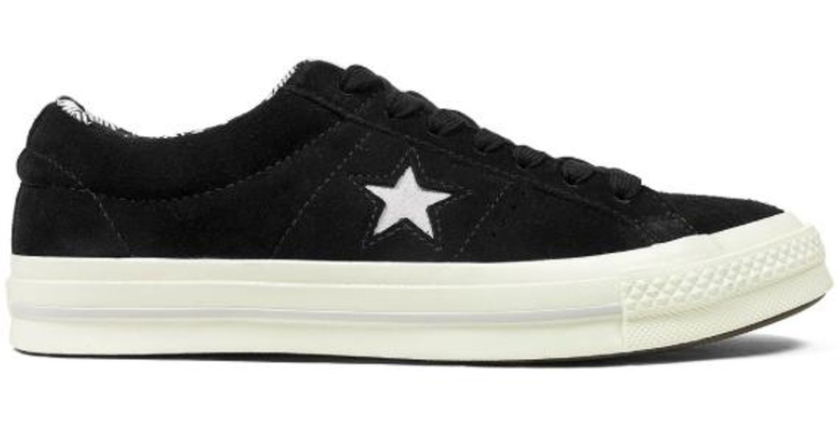 817c67cf3d33 Lyst - Converse Star Ox Men Shoes