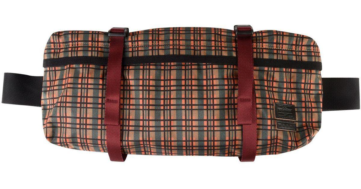 f6f6d9eda Marni X Porter Belt Bag in Red for Men - Lyst