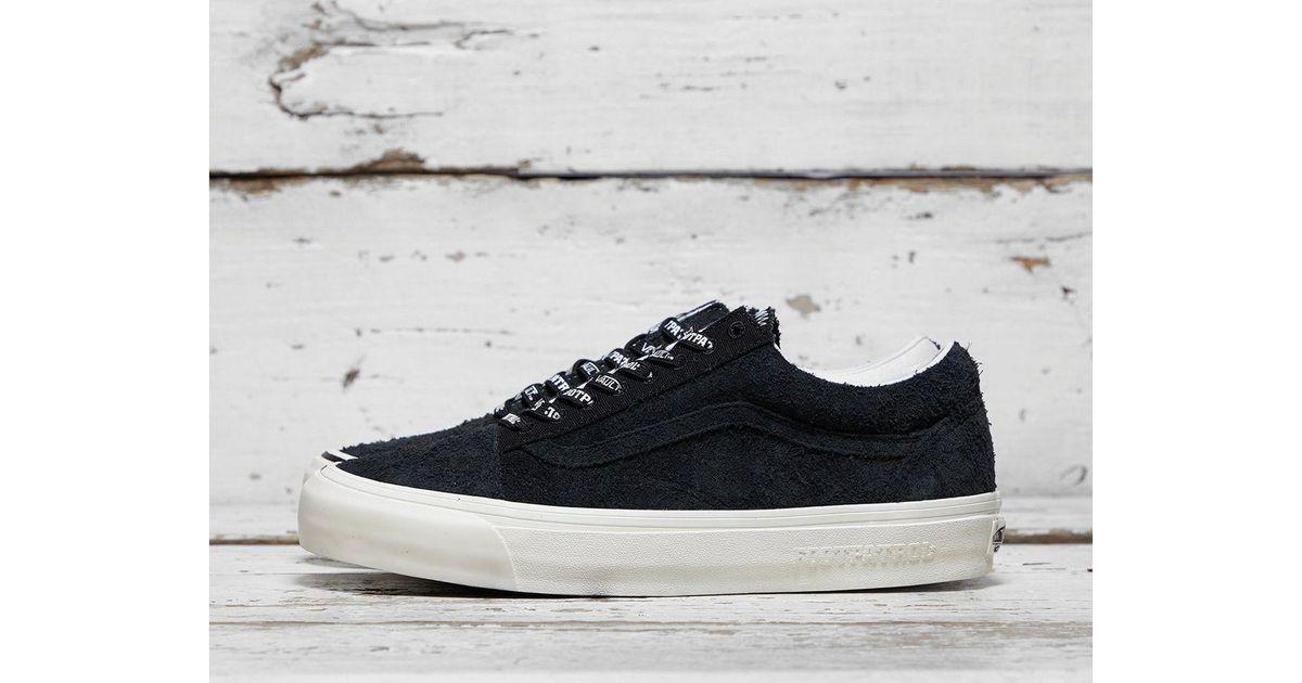Lyst - Vans X Footpatrol Old Skool Lx in Black for Men f776874c1