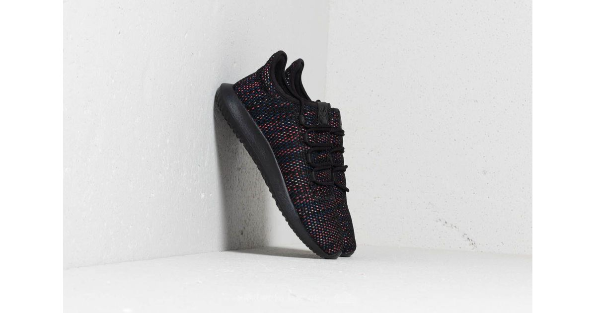 ed1285163fb Lyst - adidas Originals Adidas Tubular Shadow Ck Core Black  Solid Red   Mystery Ink in Black for Men