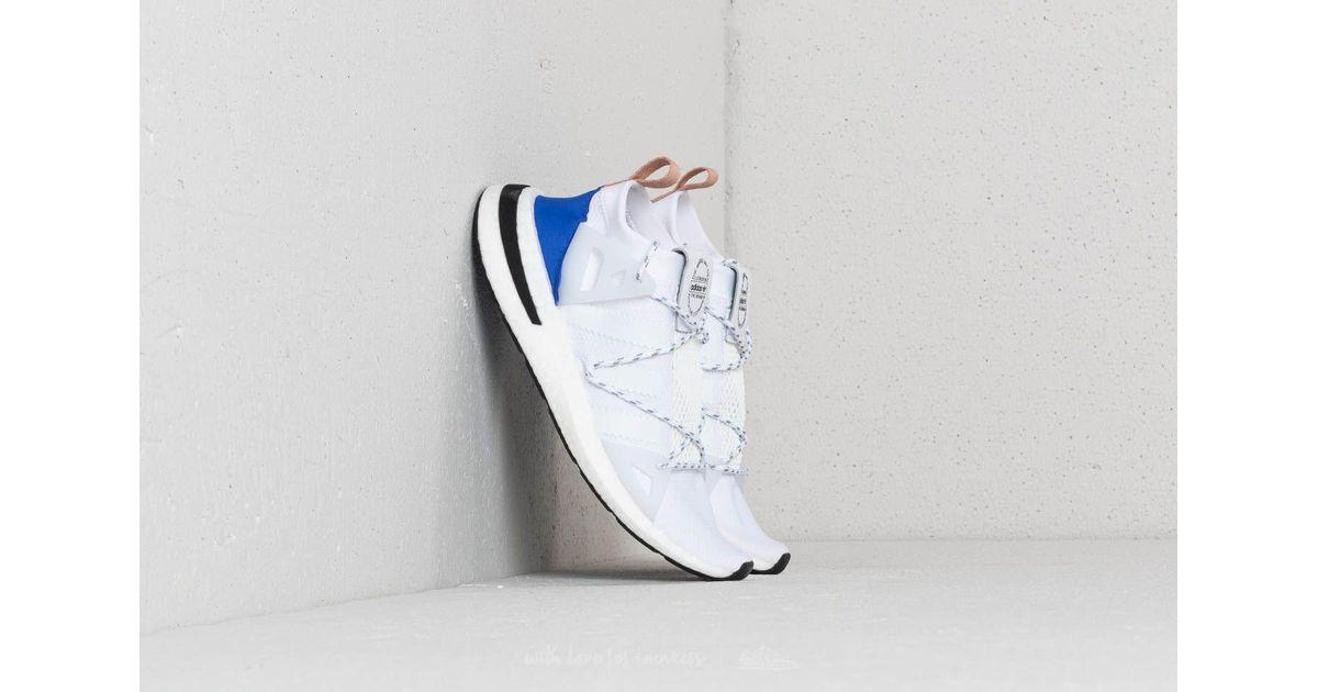 watch a6d46 e7df5 Lyst - adidas Originals Adidas Arkyn W Ftw White Ftw White Ash Pearl in  White