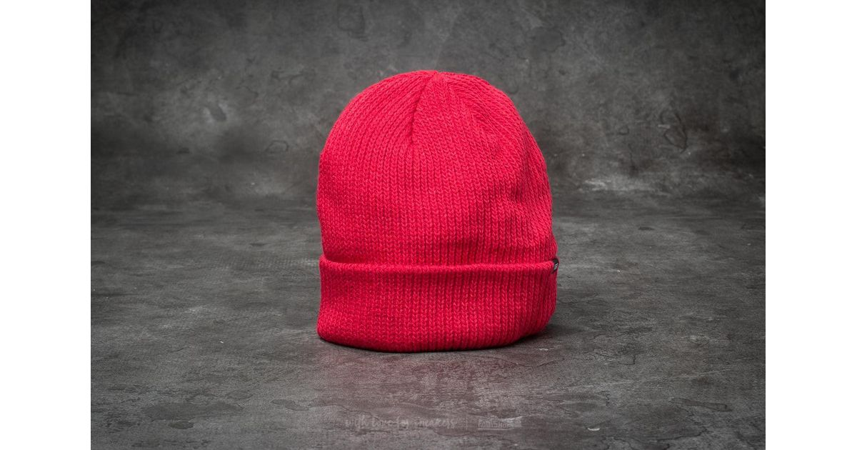 Lyst - Vans Core Basics Beanie Chilli Pepper for Men 3a7320a108ad