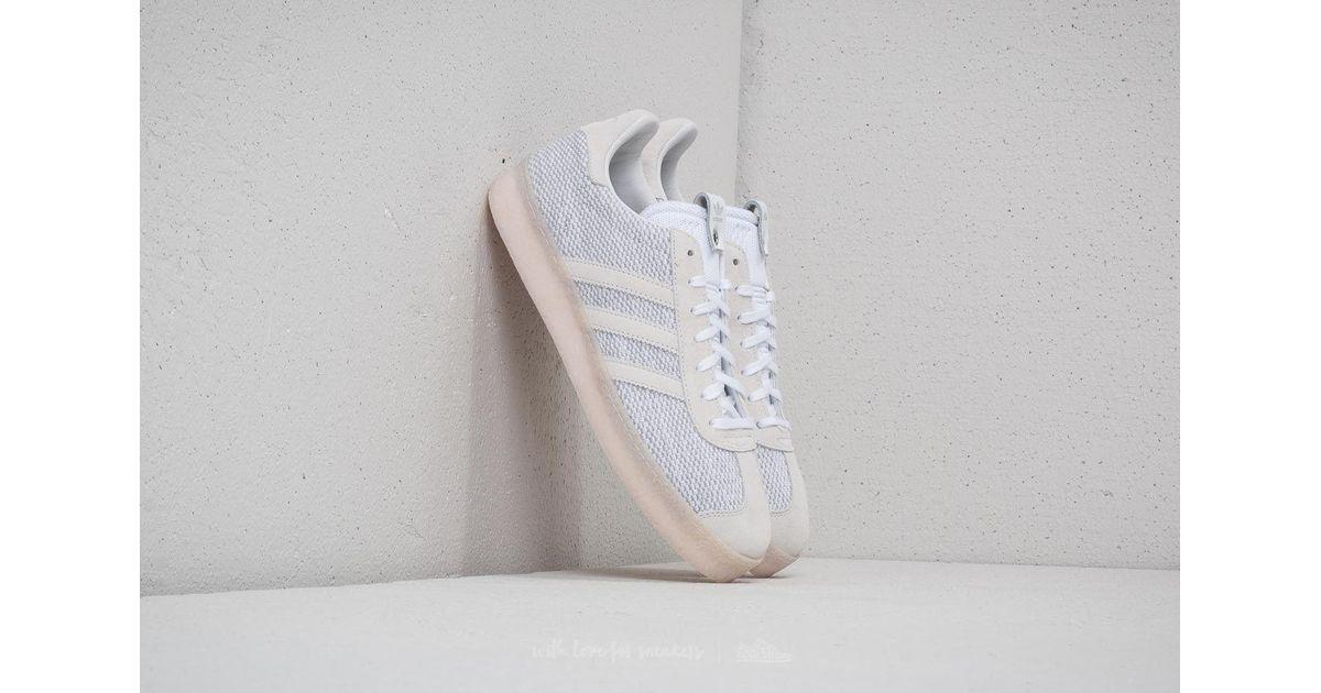 lyst footshop adidas consorzio x di gazzella primeknit ftw