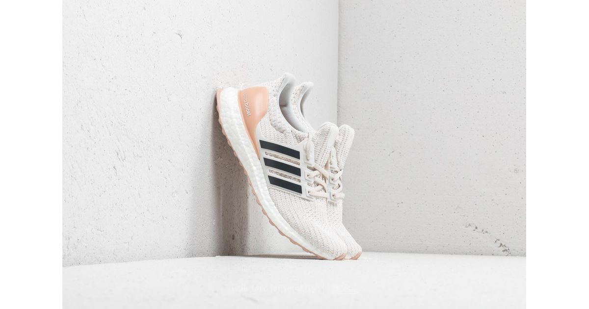 Lyst - Footshop Adidas Ultraboost W Running White  Carbon  Cloud White in  White 2591dda00c83e