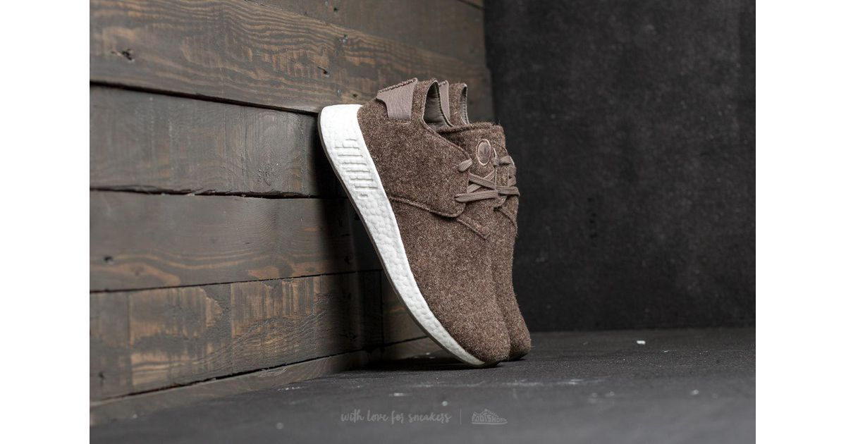 9e41959a4 Lyst - adidas Originals By Wings+horns Nmd C2 in Brown for Men - Save 64%