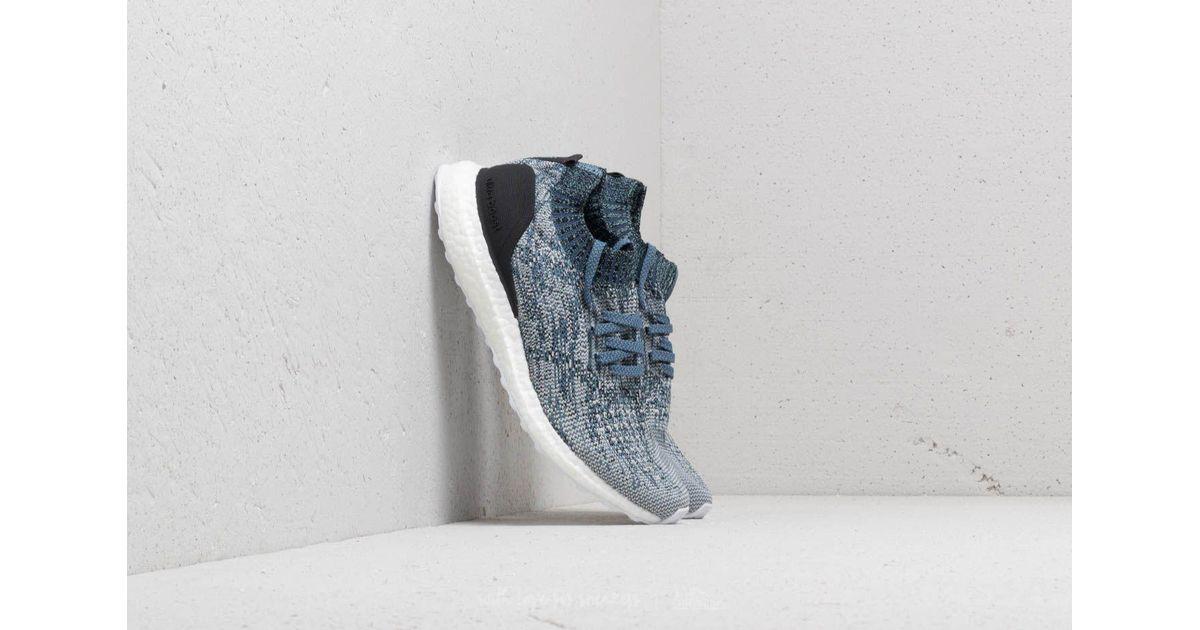 036e5fae04d1e Lyst - Footshop Adidas Ultraboost Uncaged Parley Raw Grey  Chalk Pearl   Blue Spirit for Men