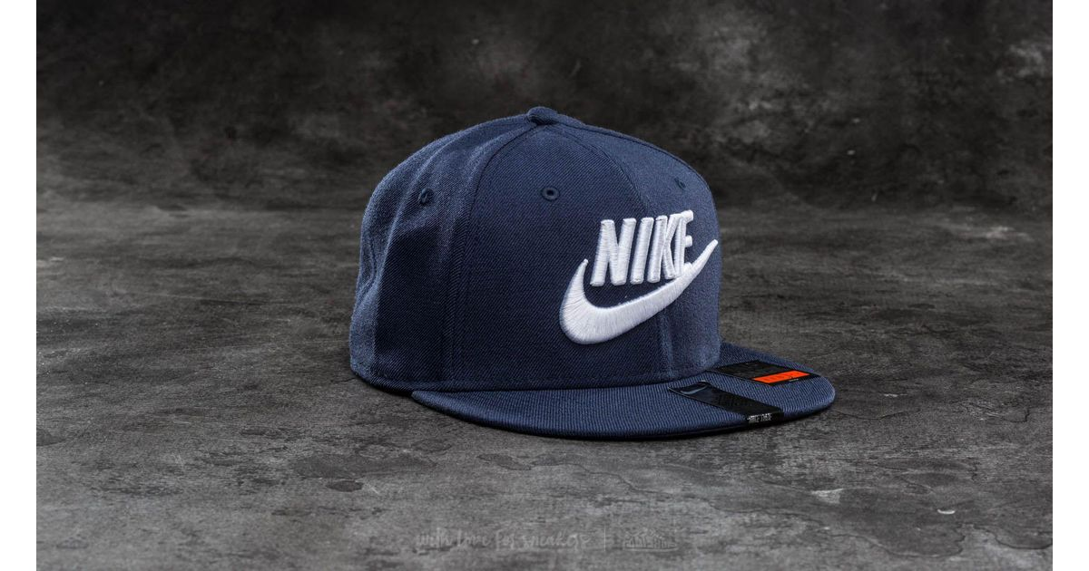8a72dae9c7506 inexpensive dark blue nike hat 8fa86 fd3a1  switzerland lyst nike limitless  true snapback dark blue in blue for men 69dcc 14306