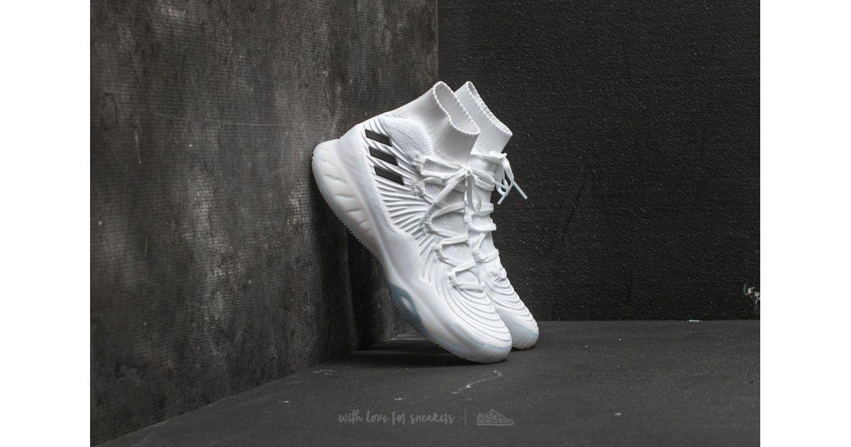 Adidas Crazy explosivo 2017 primeknit primeknit primeknit calzado núcleo blanco negro c1f5c1