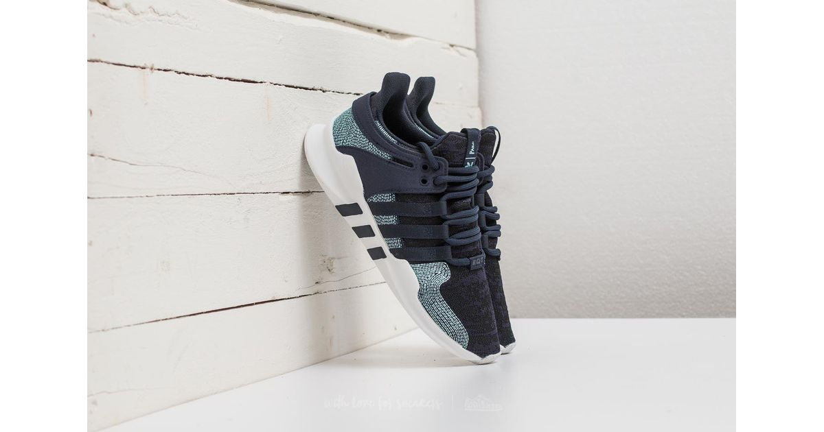 Lyst - adidas Originals Adidas Eqt Support Adv Ck Parley Legend Ink  Blue  Spirit  Ftw White in Blue for Men 2c9f8599898e0