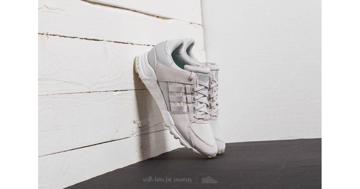 Lyst - adidas Originals Adidas Eqt Support Rf W Grey One  Grey One  Crystal  White in Gray 9cd5d1d3f