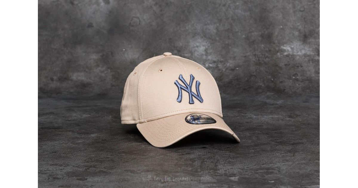 98563626986 Lyst - KTZ 9forty League Essential New York Yankees Cap Camel  Lavender for  Men