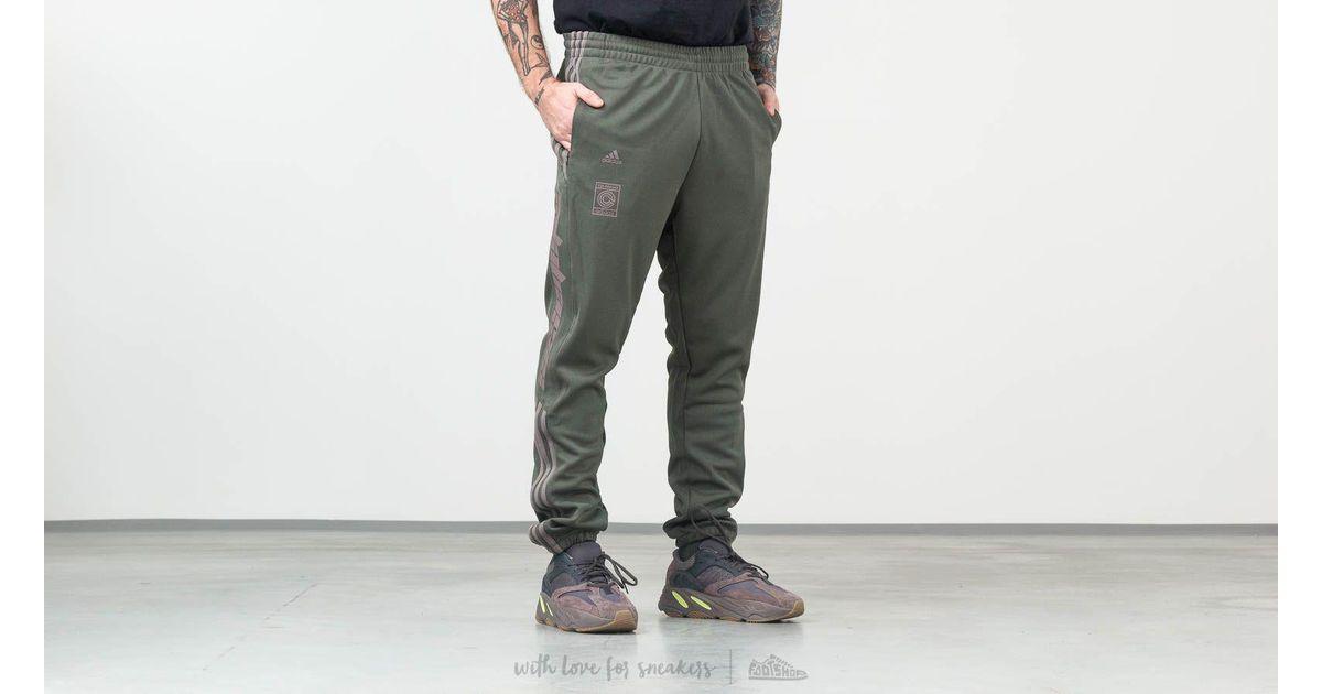 cca172947 Lyst - adidas Originals Adidas Calabasas Track Pants Mink  Core in Gray for  Men