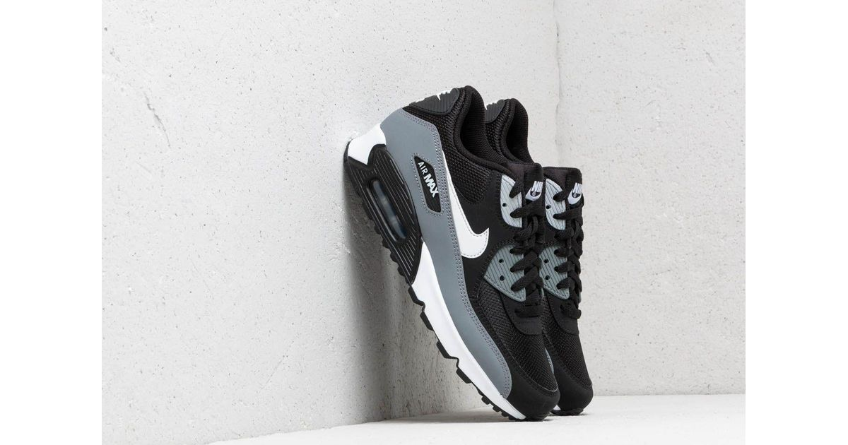 b32f31350a Nike Air Max 90 Essential Black/ White-cool Grey-anthracite in Black for  Men - Lyst