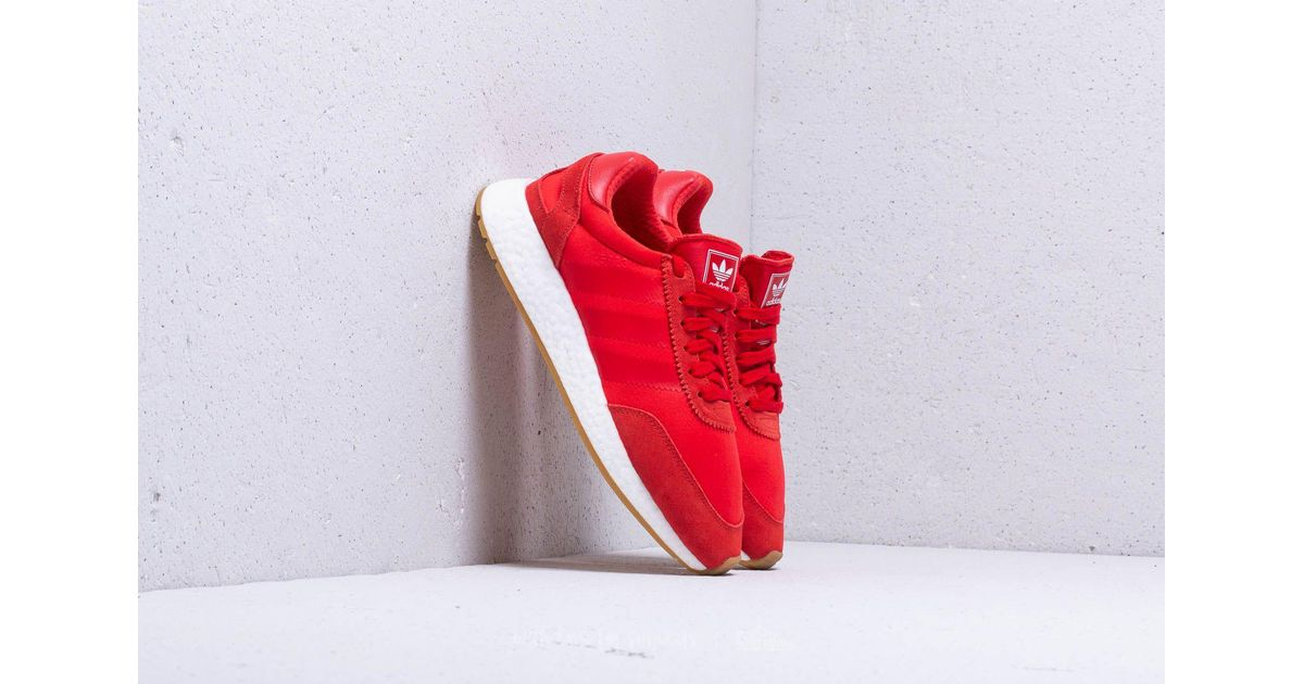 9ef7c41263bb58 Lyst - adidas Originals Adidas I-5923 Red  Red  Gum in Red for Men