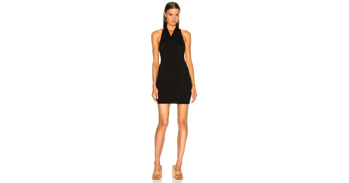 Black Drapeado Longue dress Jacquemus ROVqiFEUI