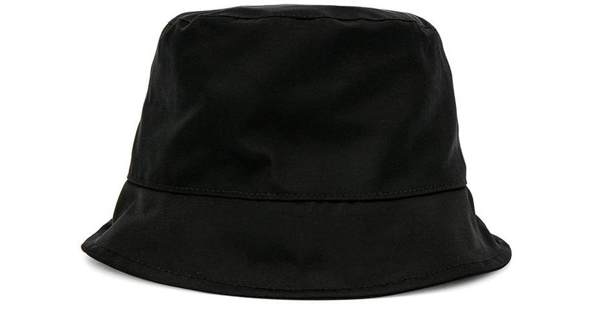 7a3d7d8d481 Lyst - 1017 ALYX 9SM Hunter Bucket Hat in Black for Men