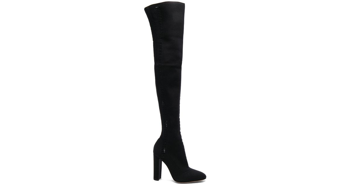 Gianvito RossiKnit Vires Thigh High Boots in . 5et9B