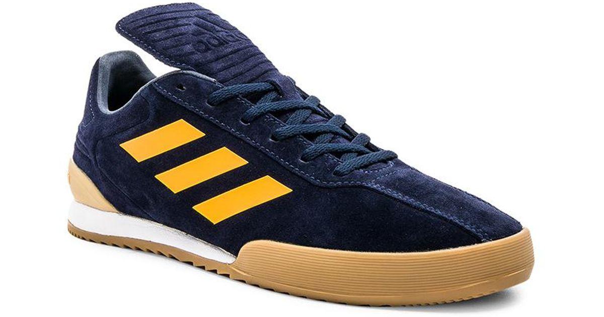 the latest 79a2b 0a677 Gosha Rubchinskiy X Adidas Copa Sneaker in Blue - Lyst