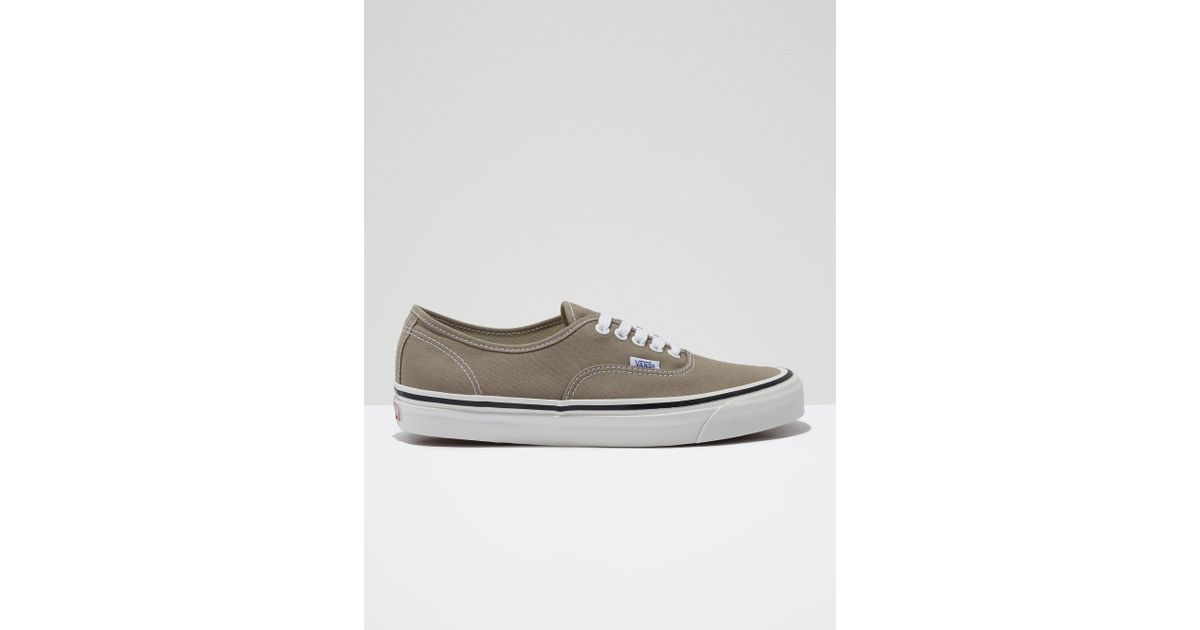 1e4c603d23 Lyst - Frank And Oak Vans Authentic 44 Dx Anaheim In Birch for Men