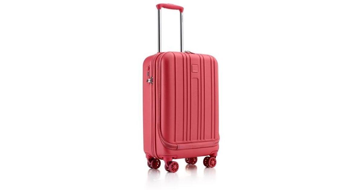 99b0e6ab10 Valise cabine business 55 cm pure polycarbonate BOARDING S Hedgren en  coloris Rose - Lyst