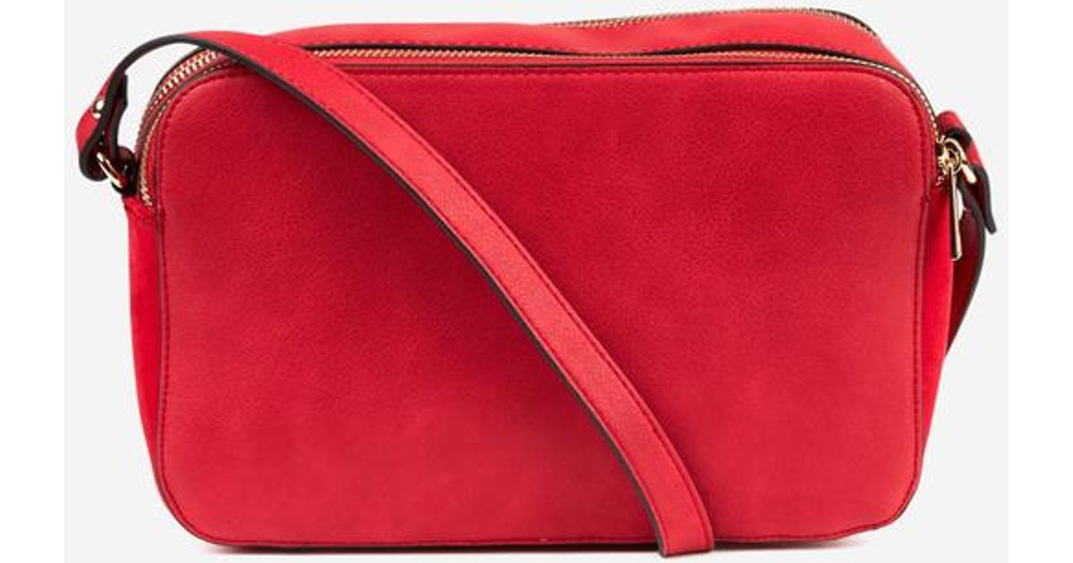 Sac Ilou Lafayette Galeries Red Lyst Besace CoWdexrB