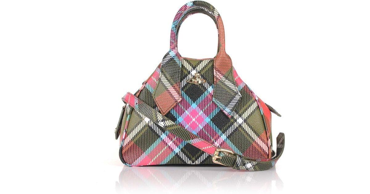 a629397be5 Vivienne Westwood Derby 42010014 Small Yasmine Handbag Multi - Lyst