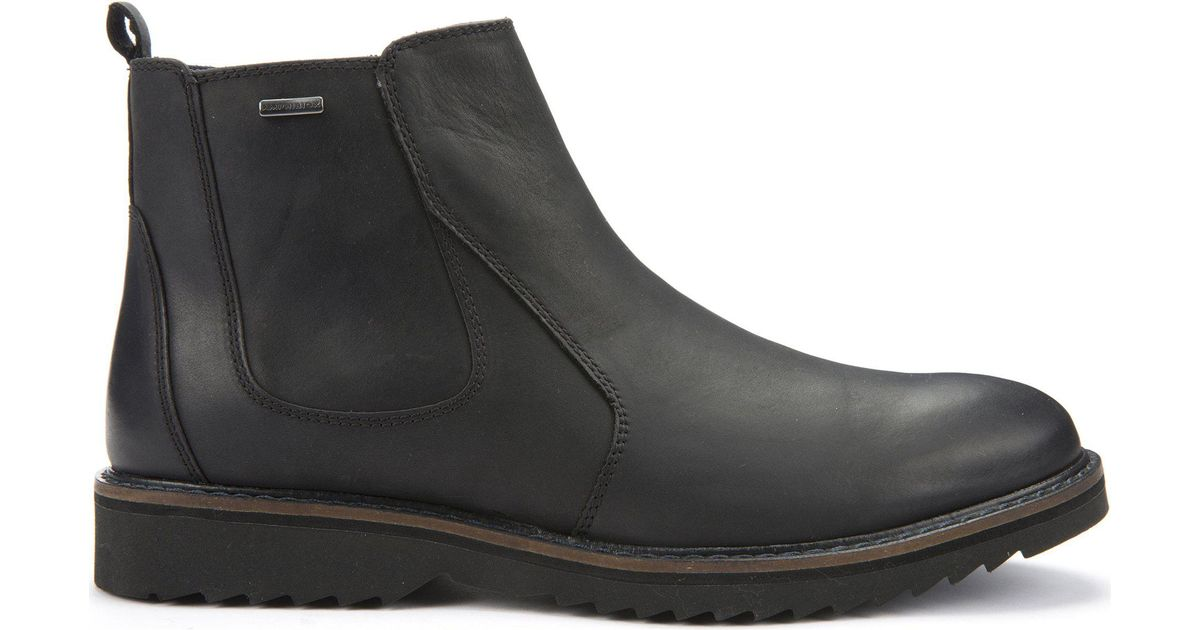 47e0cab4c764 Lyst - Geox Chester Abx in Black for Men