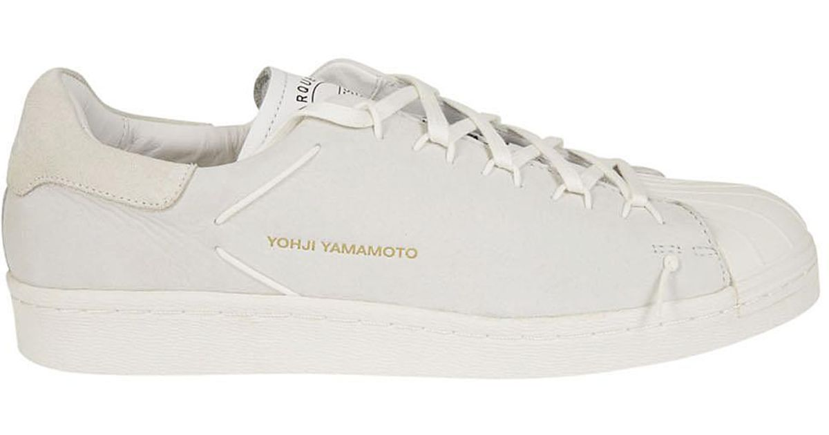 e091d99af Y-3 ADIDAS Y-3 Sneaker superknot bianca in White for Men - Lyst