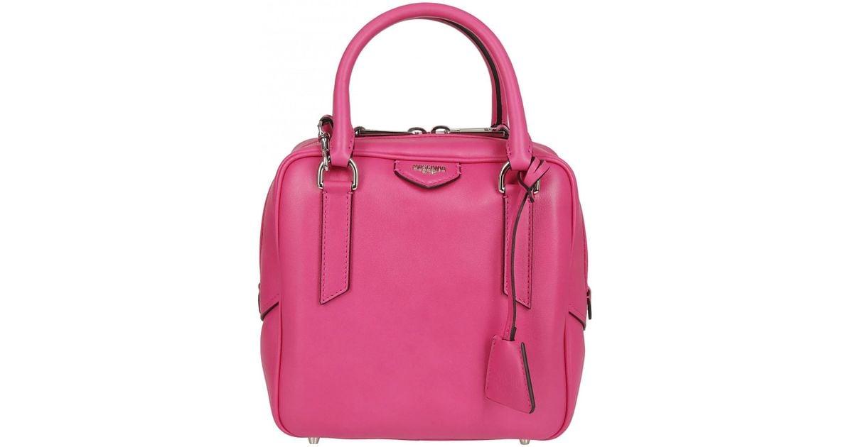 20525958d719 Pink FUCSIA TRACOLLA MOSCHINO in BORSA Moschino Lyst WqzPgA