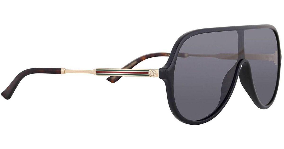 54e81fb371 Gucci Glasses Eyewear Men in Black for Men - Lyst