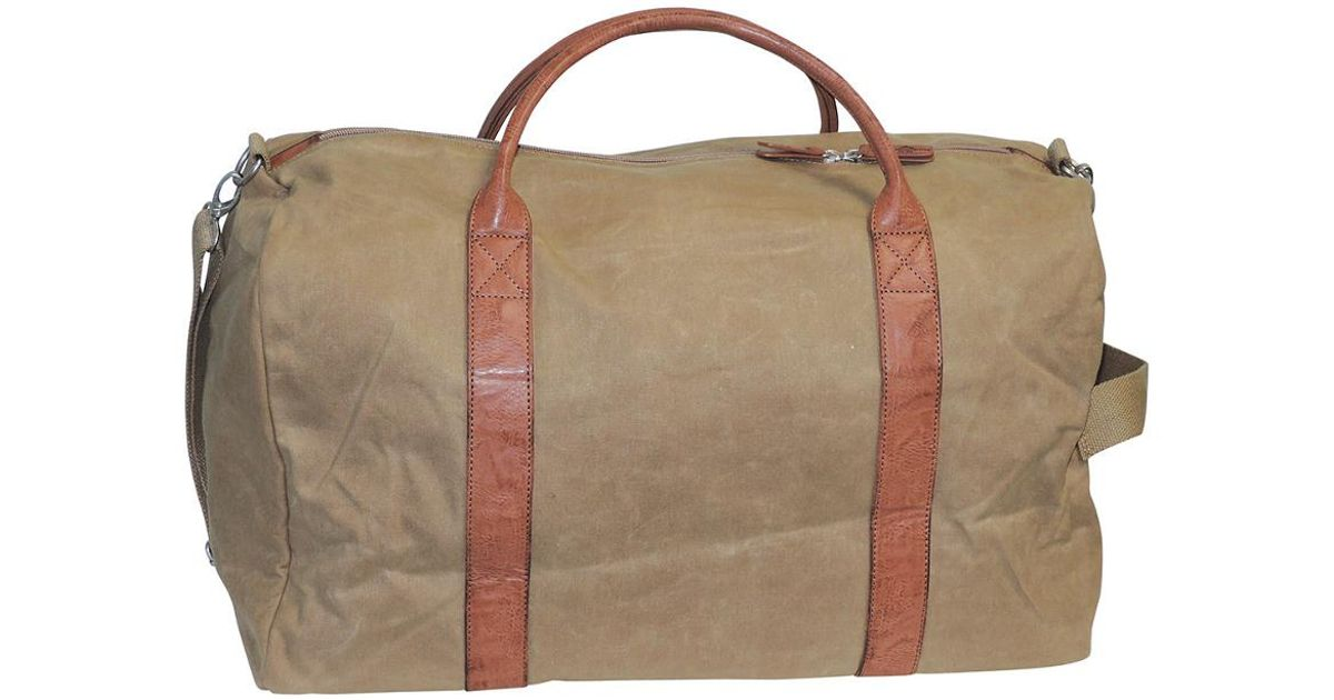 10ca610b37a4 Lyst - Buxton Expedition Ii Huntington Gear Convertible Duffel Bag in Brown  for Men